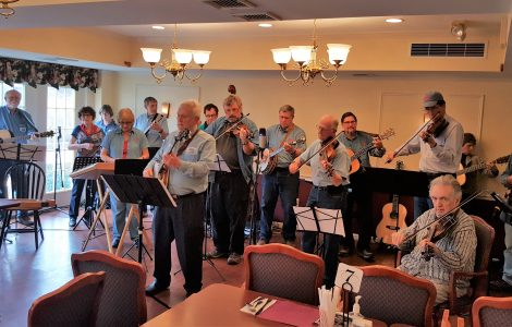 The Fiddlers of the Genesee